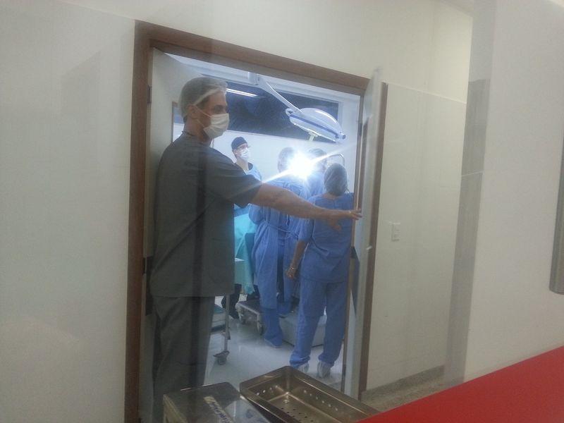Cirurgia Jaci 1