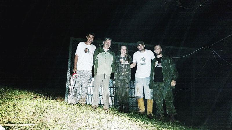 Equipe-Rogério Silvano Marina Douglas e Thiago